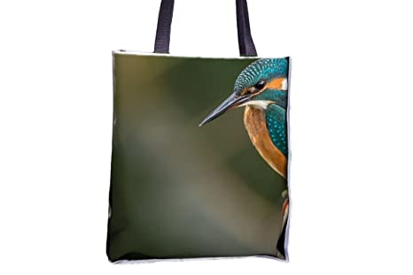 Martín pescador, pájaro, Animal, Fauna Allover impresa ...
