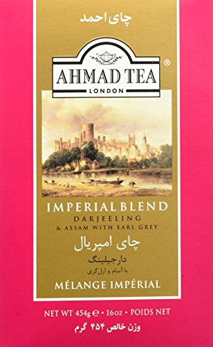 Ahmad Tea Loose Tea Packet, Imperial Blend, 16 -