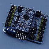 Firgelli Automations 24 Channel Servo Control With Arduino Pro-mini