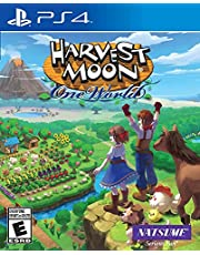 HARVEST MOON: ONE WORLD - PlayStation 4