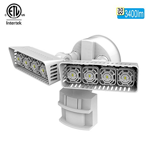 Outdoor Led Light With Sensor - 9