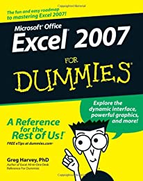 Excel 2007 For Dummies (For Dummies (Computer/Tech))