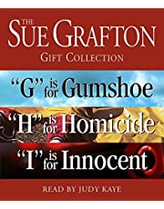 Sue Grafton GHI Gift Collection: G Is for Gumshoe, H Is for Homicide, I Is for Innocent