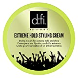 D:fi Hair Extreme Hold Styling Cream 5.3 oz (New Packaging)