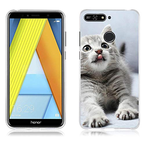 Huawei Y6 2018 / Honor 7A Case, TOMYOU Ultra Thin Slim Anti-Yellow  Anti-Slippery Anti-Scratches Shockproof Bumper Cover Protective Case for  Huawei Y6