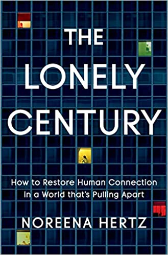 The Lonely Century book cover