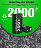 Controller Battery Pack for Xbox One, BEBONCOOL
