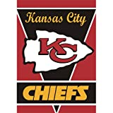 Cheap Fremont Die NFL Kansas City Chiefs Wall Banner