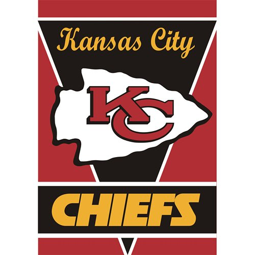 Fremont Die NFL Kansas City Chiefs Wall Banner