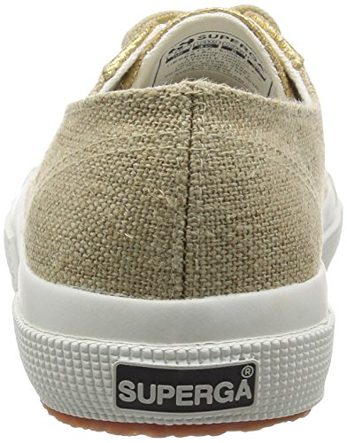 Le Superga - 2750-linmetw Natural-Gold