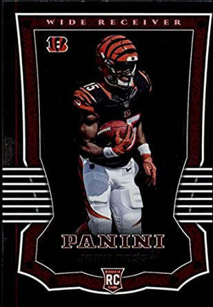 c5fdf144 Amazon.com: 2017 Panini #170 John Ross III RC Rookie Cincinnati ...