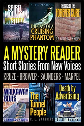 Buy A Mystery Reader 001: Short Stories from New Voices Book