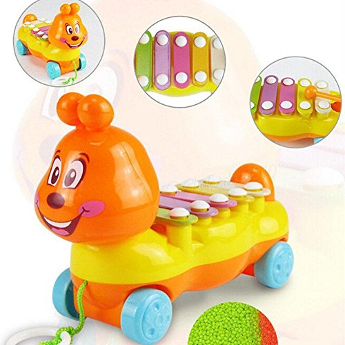 VIPASNAM-New Cute Baby Kids Simulator Musical Car Toys Kids Educational Learning Toy - Palm Springs Department Stores