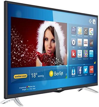 Telefunken de 50 WF 401 a Smart LED TV Televisor, 127 cm (50