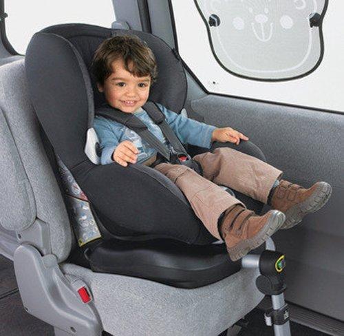 Maxi Cosi PrioriFix Group 1 Car Seat Black Reflection Amazoncouk Baby