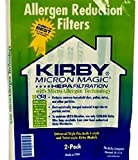 Kirby Micron Magic Hepa Filtration Allergen Reduction Type F Filter Bags 2 Pk