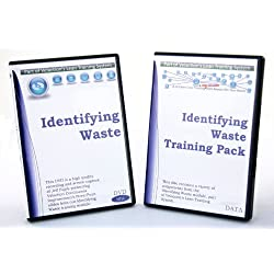 Identifying the Seven Wastes Lean Training Extended Pack (DVD, PPT, Student Guide, Exercise, and More)