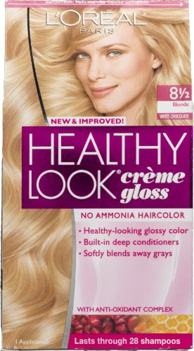 LOreal Paris Healthy Haircolor Chocolate
