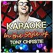 Happy Birthday Baby (In the Style of Tony Christie) [Karaoke Version]