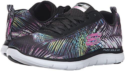 Chaussures Bree Noir Outdoor Skechers Tropical black multi 0 Femme Appeal 2 Multisport Flex nqTwXYSZ