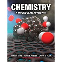 Chemistry: A Molecular Approach, Second Canadian Edition Plus MasteringChemistry with Pearson eText -- Access Card Package (2nd Edition)