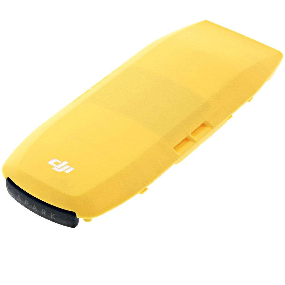 Cover carcasa para drone DJI Spark - amarillo (xsr)