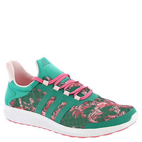 Adidas Performance Womens Cc Sonico W Esecuzione Attrezzature Greenshoe / Attrezzature Verde / Super-blush