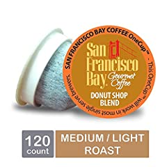 "Are you looking for delicious, gourmet coffee available in a wide selection and at great value? Then ""San Francisco Bay Coffee"" is for you! We've developed a line of unique custom blends, exotic regional coffees, and single estate coffees ava..."