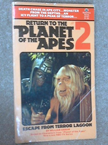 Man, the Hunted Animal (Return to the Planet of the Apes No.3)