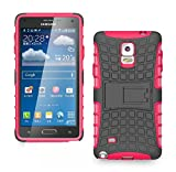 Galaxy Note 4 Case, [ Shockproof ] Samsung Galaxy Note 4 Case Heavy - Best Reviews Guide