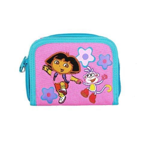 Dora the Explorer Zip Wallet by Dora the Explorer