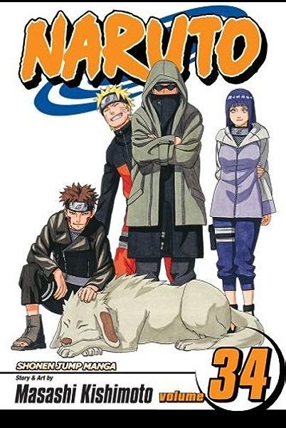 Amazon.com: Naruto, Vol. 35: The New Two (Naruto Graphic ...