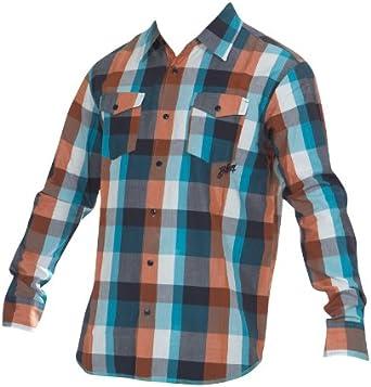 BILLABONG Hombre Camisa De Cuadros Sanchez LS, Hombre, Light ...
