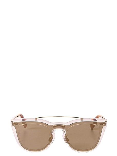 Valentino Mujer 0Va4008034 Oro Pvc Gafas De Sol: Amazon.es ...
