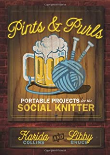 Pretty in punk 25 punk rock and goth knitting projects alyce pints and purls portable projects for the social knitter fandeluxe Choice Image