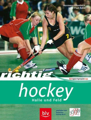 Richtig Hockey: Halle und Feld empfohlen vom Dt. Hockey Bund