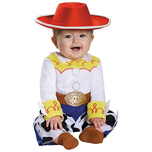 Jessie Infant Costumes (Toy Story Jessie Deluxe Infant Child Kids Youth Disney Costume (12-18mo))