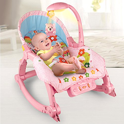 TotCraft Baby Care Rocking Chair Infant to Toddler