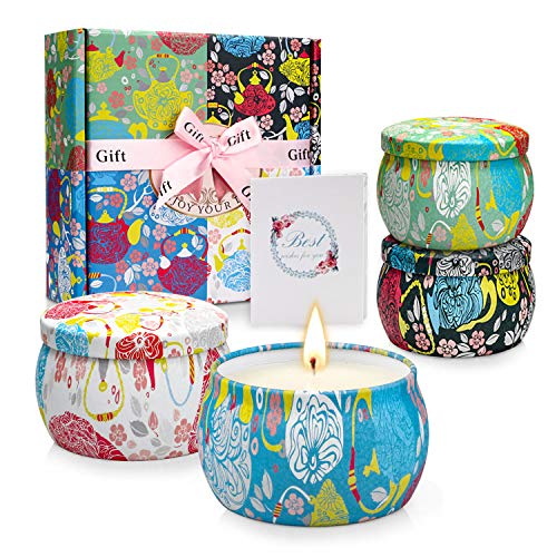Scented Candles Gifts for