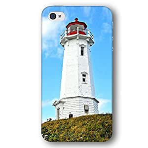 Louisbourg Lighthouse Lighthouses Canada Nova Scotia For SamSung Note 3 Case Cover Slim Phone Case