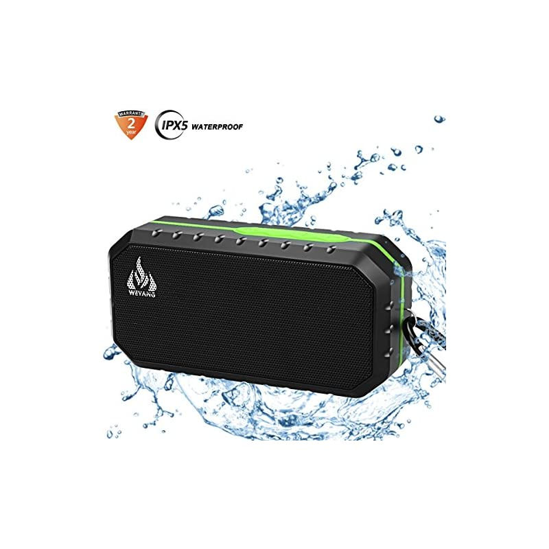 Bluetooth Wireless Speakers Waterproof I