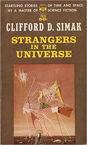 Strangers in the Universe: Simak, Clifford D.: 9784245008359: Amazon.com:  Books