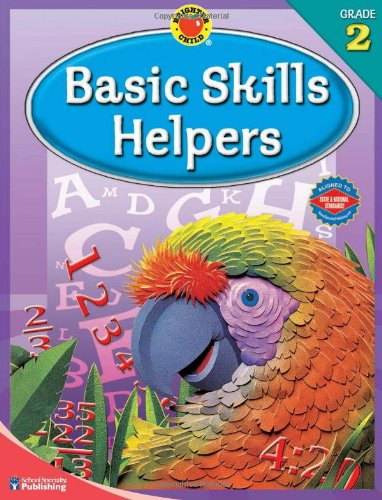 Basic Skills Helpers, Grade 2 (Brighter Child Workbooks Brighter Child Basic Skills (Basic Skills Helpers)