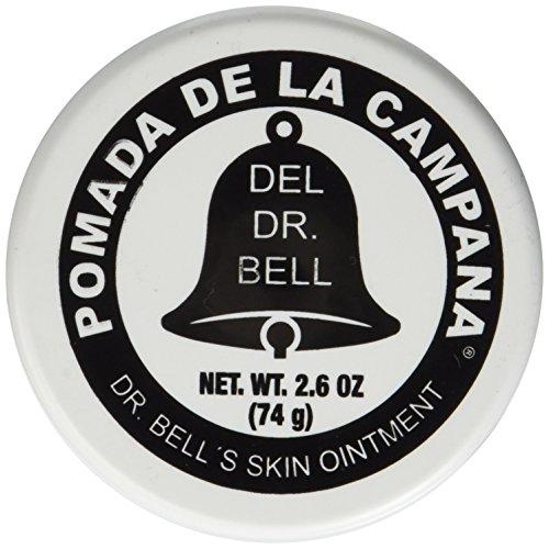 (Dr. Bells Pomade Pomada De La Campana - Dry Skin - Melasma 2.6 Oz)