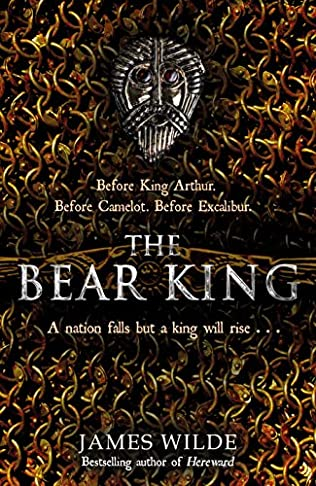 book cover of The Bear King