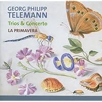 Triosonaten & Konzert Twv 43:a 3