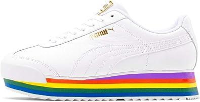 PUMA - Womens Roma Amor Rainbow Shoes