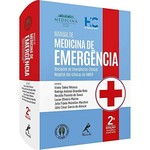 Manual Medicina Emergência Disciplina Emergências