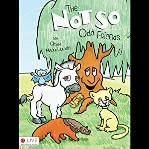 The Not So Odd Friends Audiobook