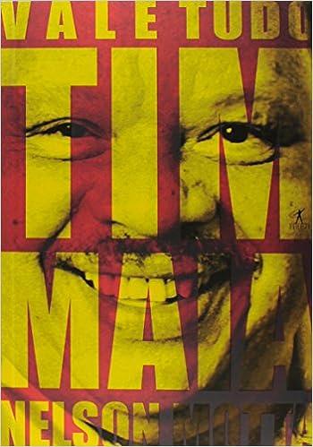 Vale Tudo Tim Maia Book In Portuguese Nelson Motta Tim Maia